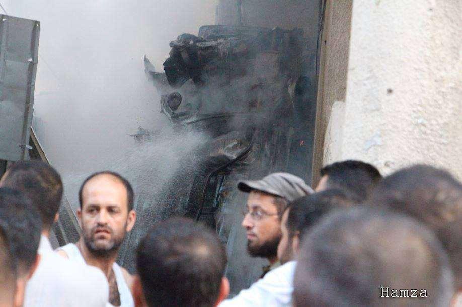 Hamas'a ve İslami Cihad'a Bombalı Saldırı