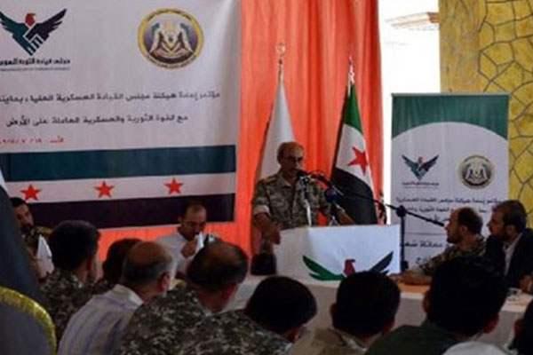 Özgür Suriye Ordusu'ndan Kritik Karar