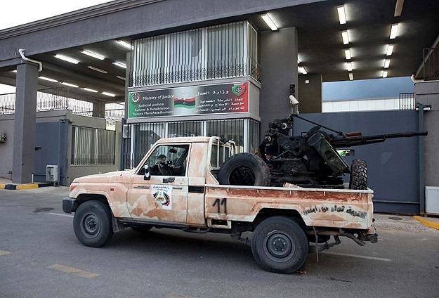IŞİD Libya'daki Önemli Üssünü Kaybetti