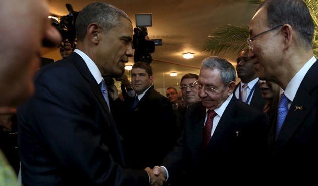 ABD ve Küba Elçilikleri Bugün Karşılıklı Açılıyor