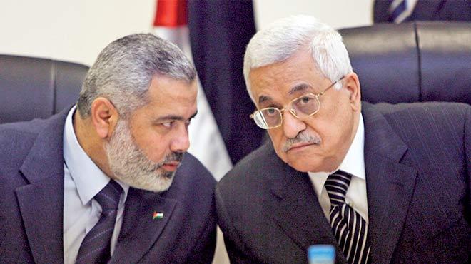 Filistin'de Hükümet Değişiyor