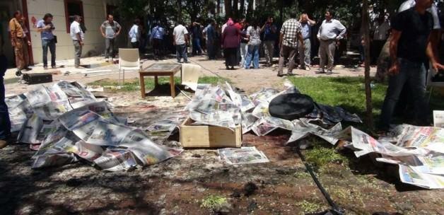 CHP'den HDP'ye Suçlama