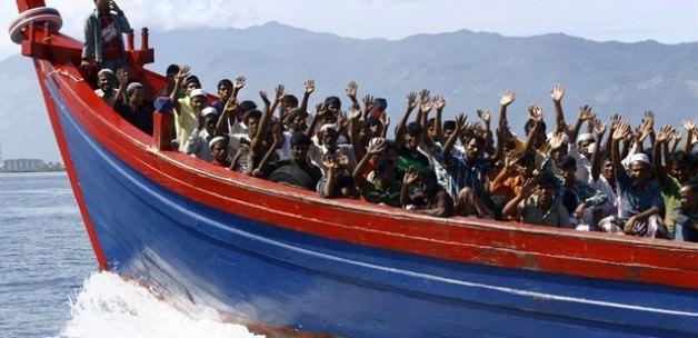 Akdeniz'de Göçmen Faciası: 40 Ölü