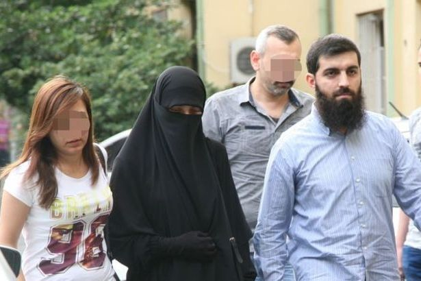 Ebu Hanzala  Gözaltına Alındı