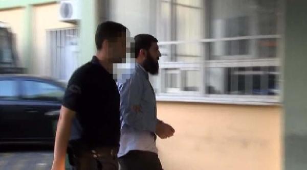 Ebu Hanzala'ya Bugün Kelepçe Takıldı