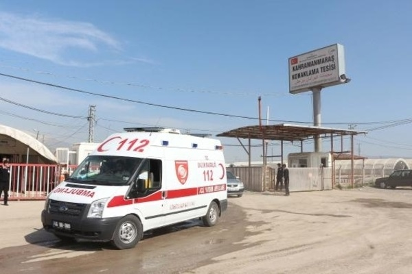 Silopi'de Teröristler Ambulansa Ateş Açtı