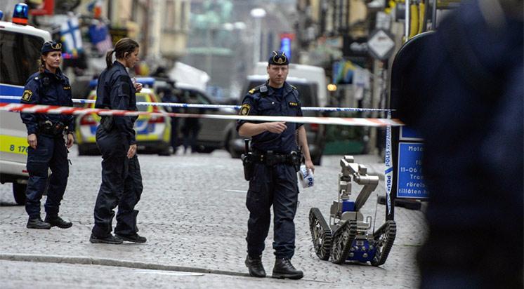 İsveç'te Dördüncü Bombalı Saldırı