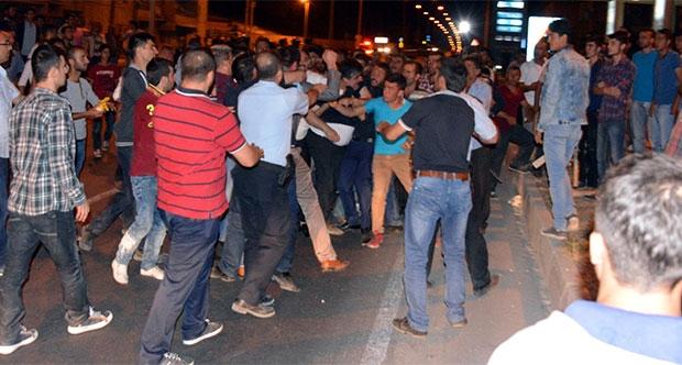 Erzurum'da 'PKK Yüzüğü' Gerilimi