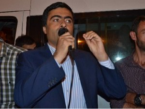 HDP Milletvekili Zeydan İçin Fezleke Hazırlandı