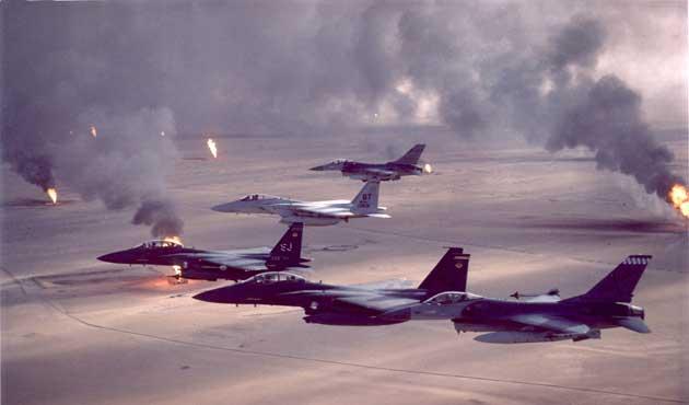 Amerika'ya Ait F-16 Düştü