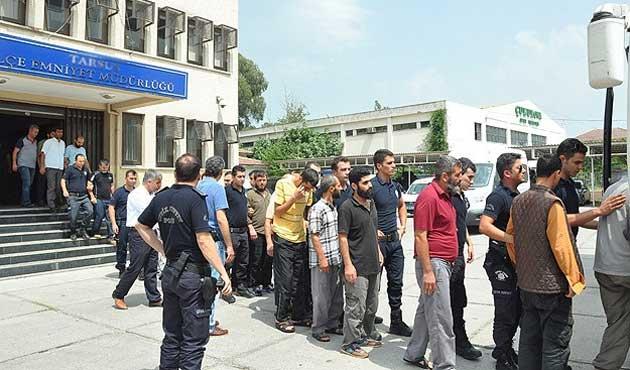Bugünkü Operasyonlarda 27 Kişi Tutuklandı