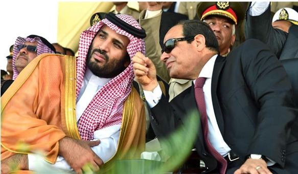 S. Arabistan'dan Mısır'a 22 Milyar Dolarlık Yatırım