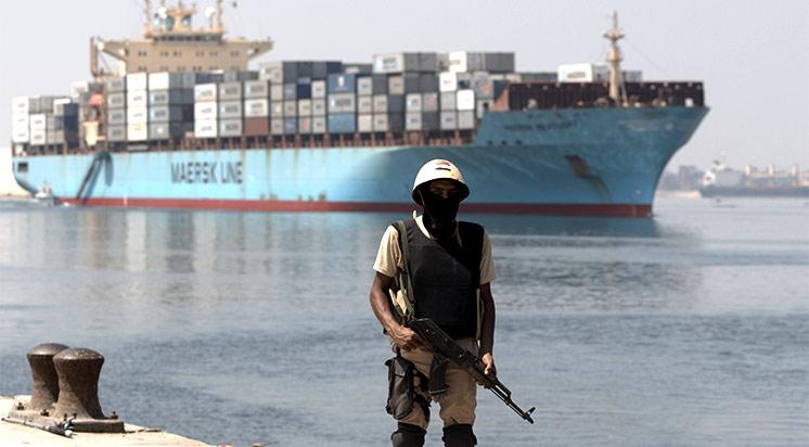 'Yeni Süveyş Kanalı' Yarın Açılıyor