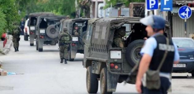 Makedonya Polisi'nden IŞİD Operasyonu