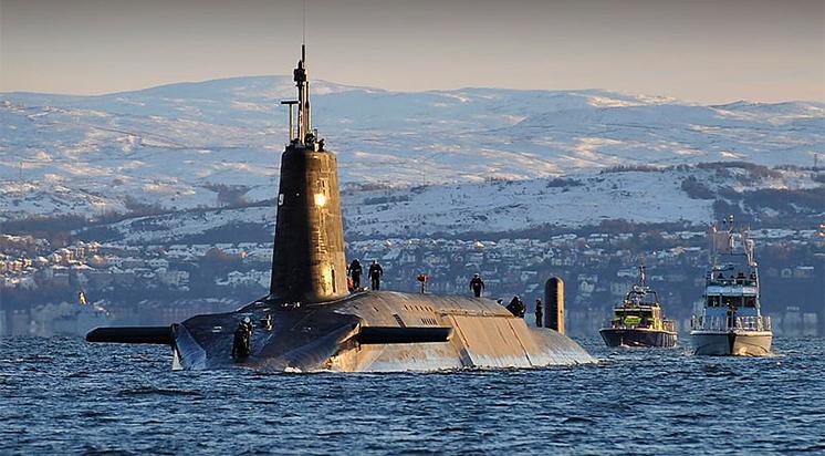 İngiltere'de Nükleer Silah Tesisi Seçim Vaadi Oldu