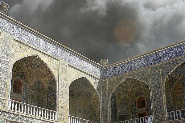 Cami Saldırısını IŞİD Üstlendi