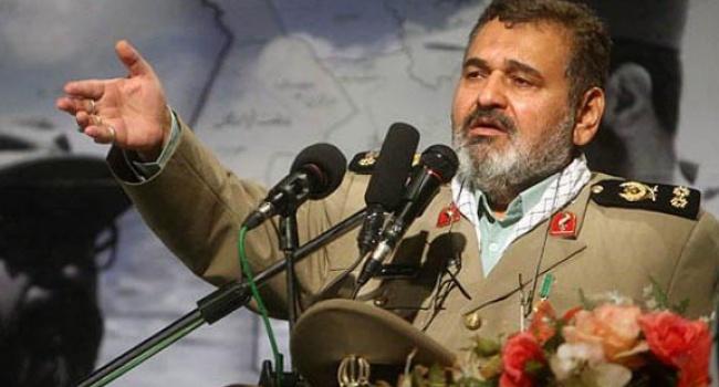 İranlı Komutan: IŞİD Yok Olmak Üzere