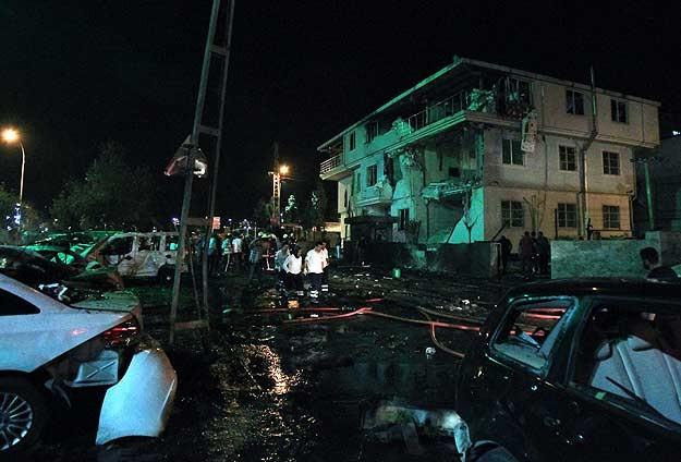 Rasulayn'da BombalıTerör Saldırısı: 1 Ölü