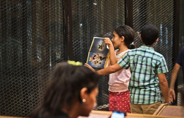 Mısır'dan Muhalefete Akrep Cezaevi'nde işkence