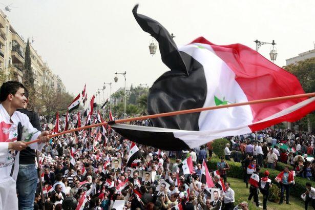 Suudilerin 'Fuat Avni'si: 4 Arap Ülkesi Esad'ın Kalmasında Anlaştı