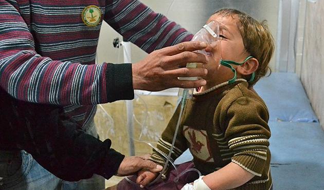 Almanya: Irak'ta Kimyasal Saldırı Yapıldı