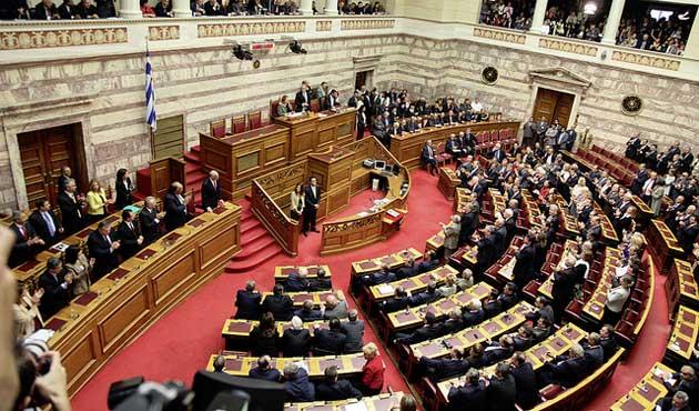 "Yunan Meclisi ""Üçüncü Kurtarma Paketi""ni Oylayacak"