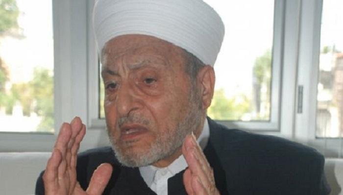 İttihadul Ulema'dan Vehbe Zuhayli için Taziye Mesajı