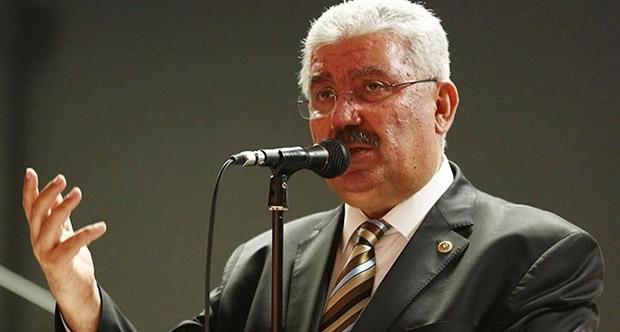 MHP'li Semih Yalçın'dan koalisyon açıklaması