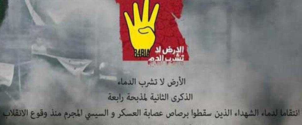Kahire Havalimanı'nın Sistemine 'Rabia' Saldırısı