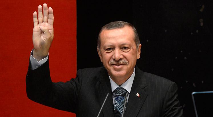Erdoğan: Bizim Petrolümüz Yok Ama...