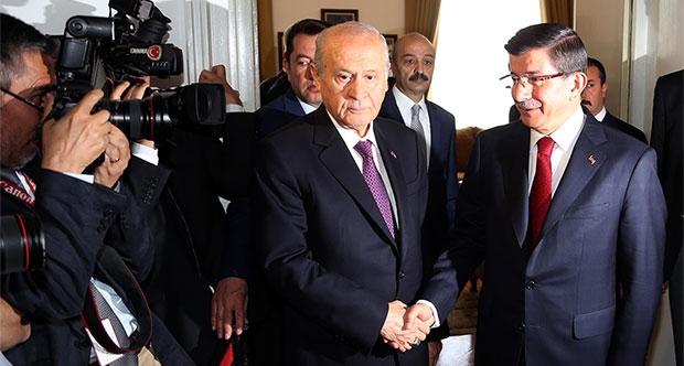 MHP'den AKP'ye Koalisyon için 4 Şart