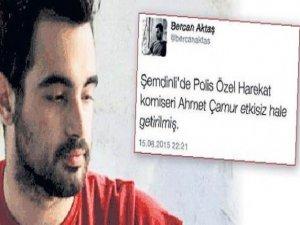 HDP'li Bercan Aktaş Tutulandı