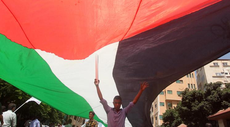Filistinli Mülteciler İsveç'te 4 Haftadır Protesto Gösterisi Düzenliyor
