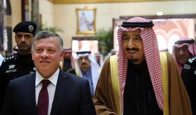 Suudi ve Ürdün Kralları Moskova'ya Gidiyor