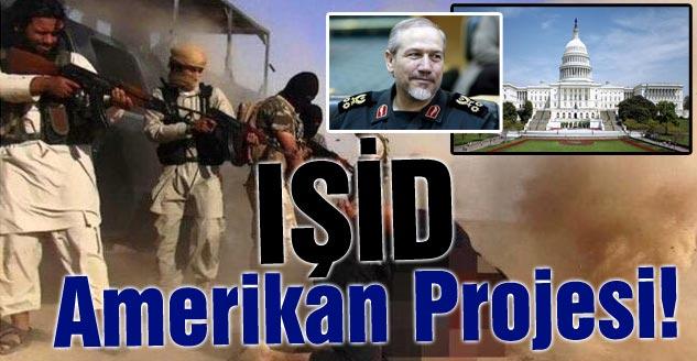 IŞİD Amerikan Projesi!