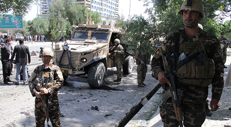Irak'ta Konvoya Saldırı