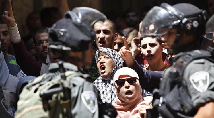 3 Filistinliye 'Destek' Gözaltısı