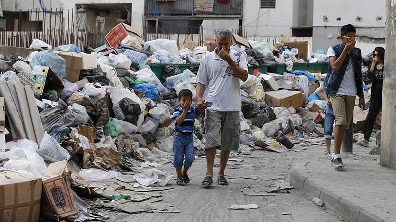 Lübnan'ın Çöp Sorununa Türkiye Müdahil Olacak