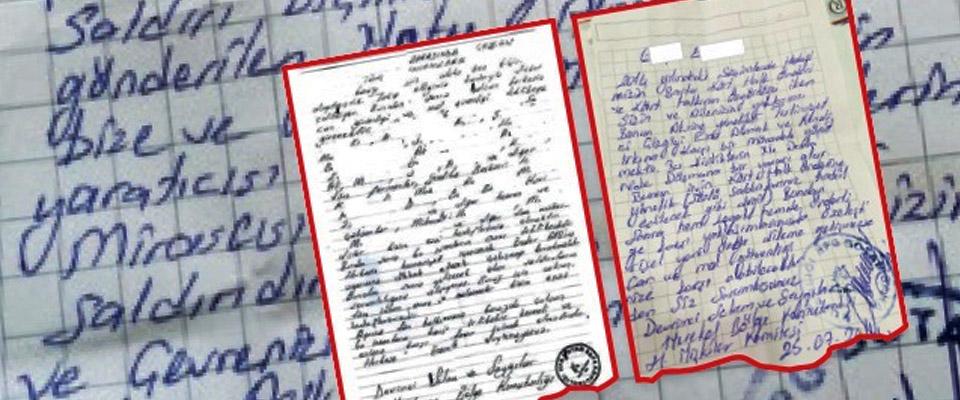 PKK'dan Tehdit Mektubu