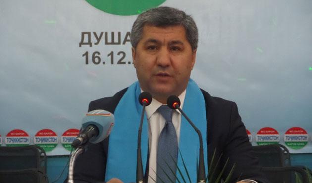 Tacikistan'da İslami Uyanış Partisi Kapatıldı