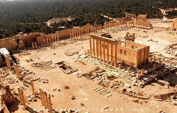 DAEŞ 'Tarihi' Yıkıma Devam Ediyor