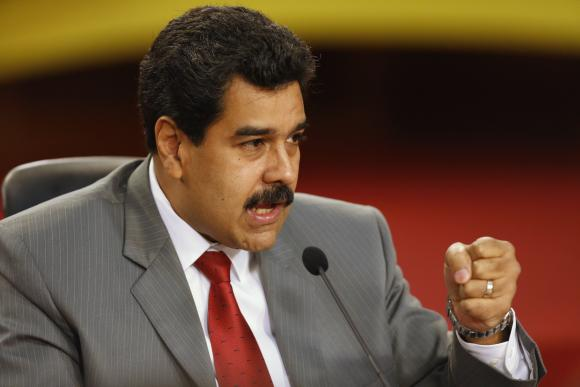 Maduro' da ABD'ye Direnemedi