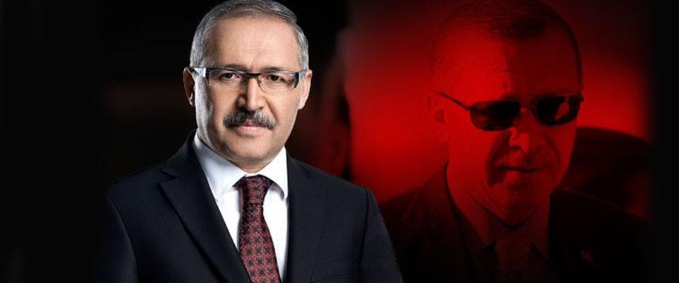 Habertürk  Yazarı Abdulkadir Selvi'ye Çattı