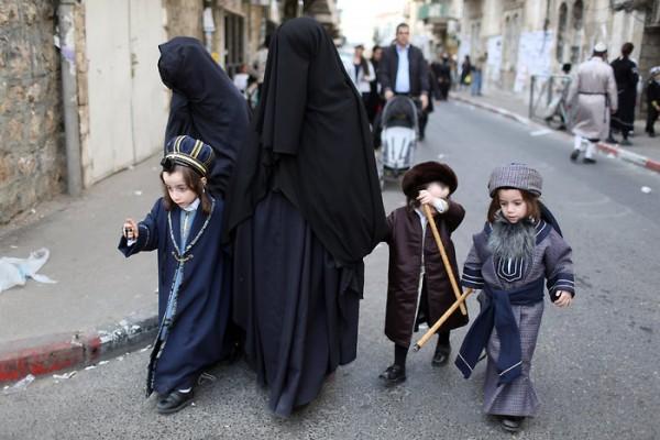 Yahudiler Nefreti Ana Okullarında Aşılıyor