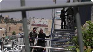 İşgal Güçleri Kudüslü 1 Kadını Gözaltına Aldı