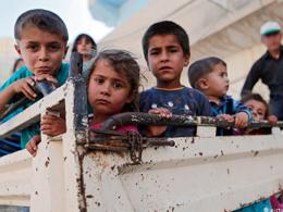 Ortadoğu'da 13 Milyondan Fazla Çocuk Eğitimden Yoksun