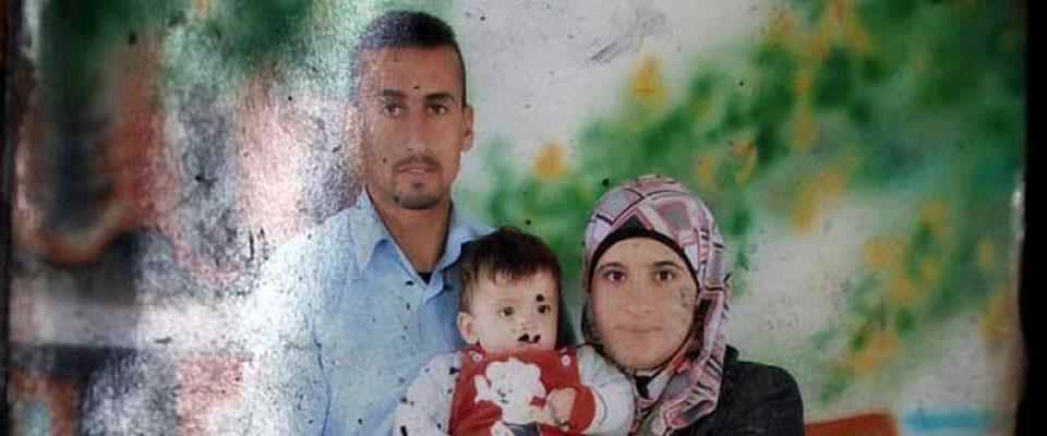 Yanan Filistinli Bebeğin Annesi de Şehid Oldu