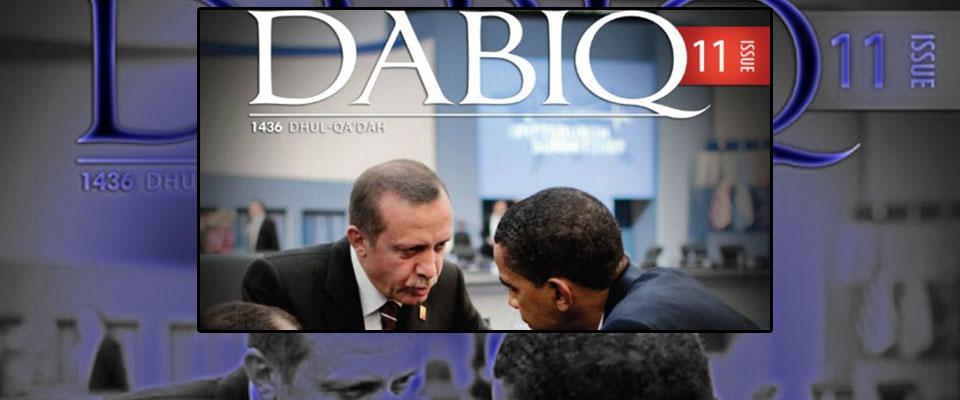 IŞİD'in Dergisine Kapak Oldular
