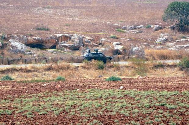 Hatay Reyhanlı'da Askere Suriye Tarafından Ateş Açıldı