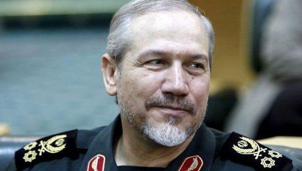 İranlı Generalden 'IŞİD' İddiası